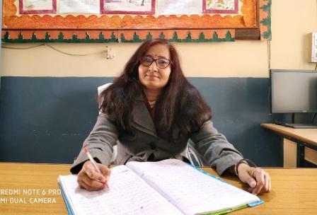 Ms. Poonam Singh